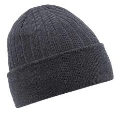 Beechfield Thinsulate Beanie Hat - Graphite