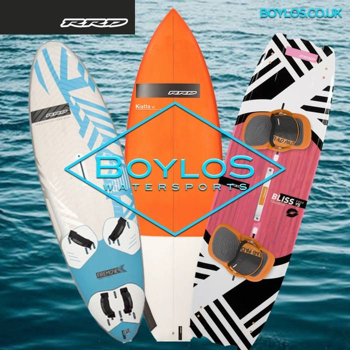 Introducing RRD Watersports Equipment.