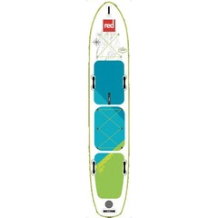 "Red Paddle Co. Tandem 15'0"" x 43'' PACKAGE 2018"