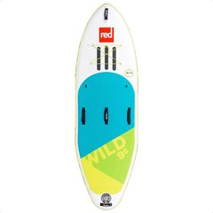 """Red Paddle Co. Wild 9'6"""" x 34"""" PACKAGE 2018"""