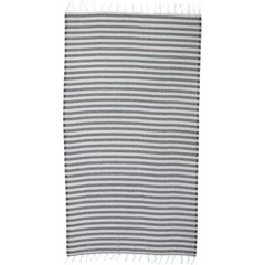 Protest Dinsdale Beach Towel True Black