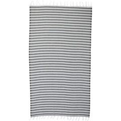 Protest Hide 18 Beach Towel True Black