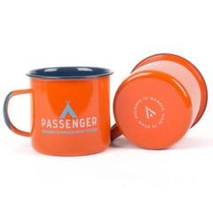 Passenger Campfire Mug Orange