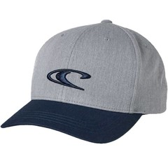O'Neill Clothing Wave Cap Silver Melee