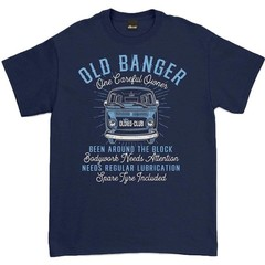 Oldies Club Old Banger T-Shirt Navy