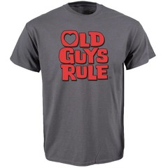 Old Guys Rule All You Need T-Shirt