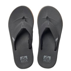 Reef Fanning Low Flip Flops Black