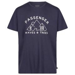 Passenger Fuller T-Shirt Navy