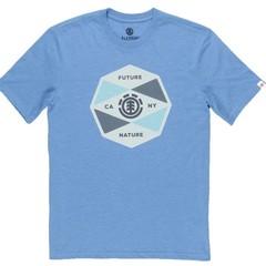 Element Bisect SS T-Shirt Niagara Heather