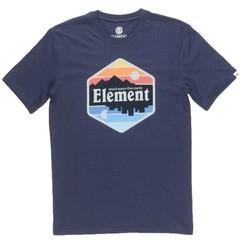 Element Dusk SS T-Shirt Eclipse Navy