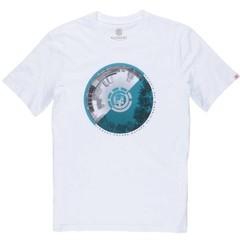 Element Ambit SS T-Shirt Optic White