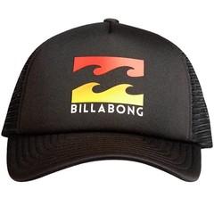 Billabong Podium Trucker Cap Black Multi