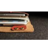 English Fashion Wool Felt Sleeve iPad Mini hoes (8 inch Tablet)