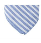 English Fashion Hanky lightblue stripes