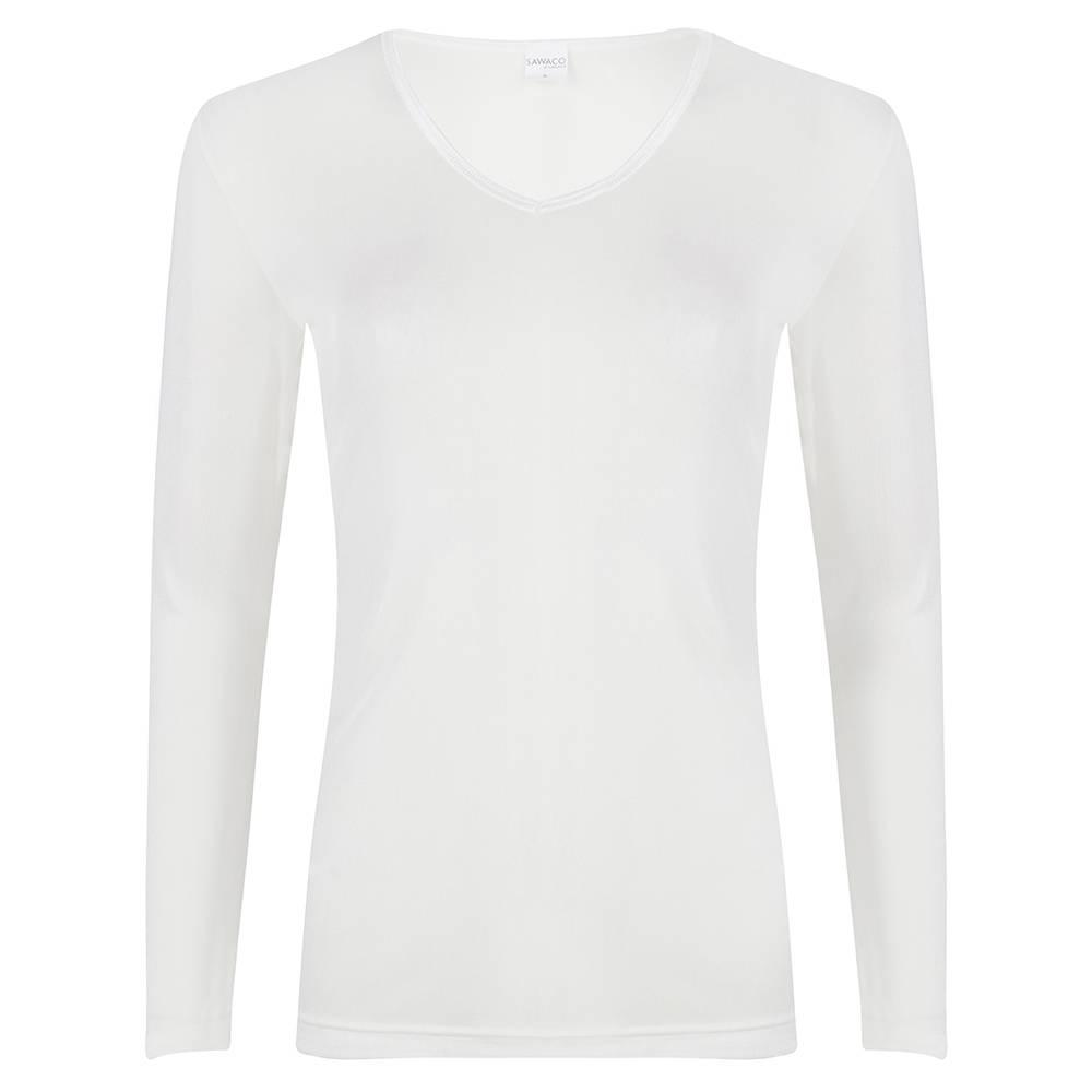 Hocosa Shirt zijde lange mouw