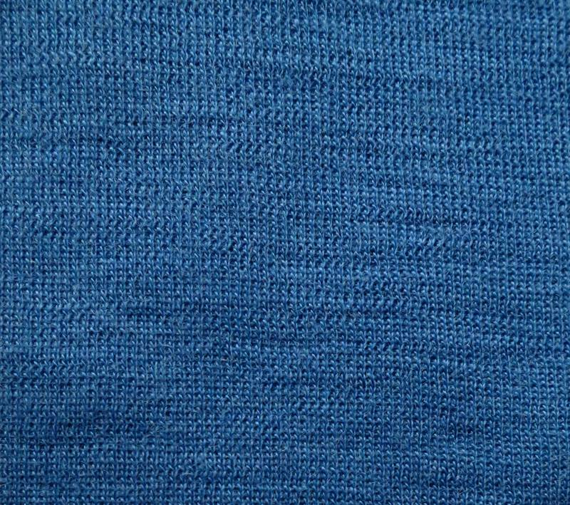 Hocosa Kind-Hemd met lange mouw wol/zijde
