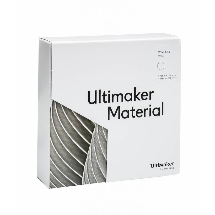 Ultimaker PC White (NFC) (#1642)