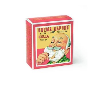 Cella Crema da Barba 1 kg