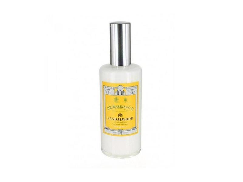 D.R.Harris Sandalwood aftershave milk