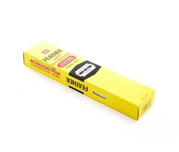 Feather safety razor mesjes 200 stuks