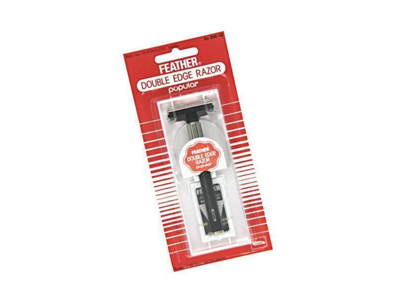 Feather voordelige safety razor