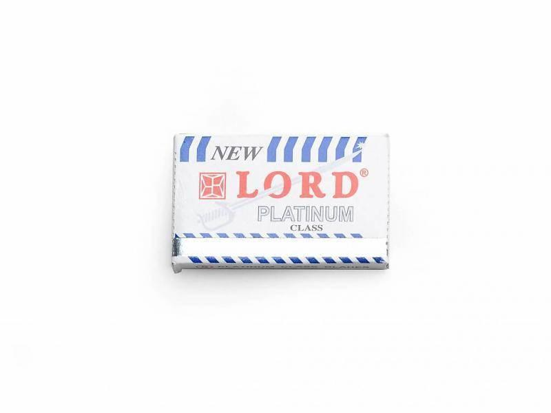 Lord safety razor mesjes