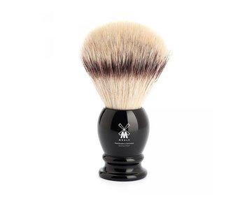 Muhle silvertip fibrescheerkwast XL zwart