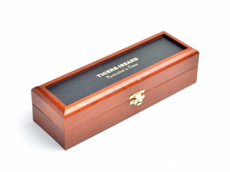 Thiers-Issard doos voor 1 open scheermes