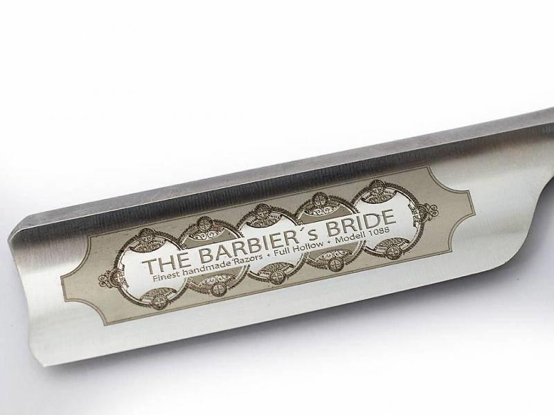 """Wacker """"The Barbiers Bride"""" 6/8 donker buffelhoorn"""