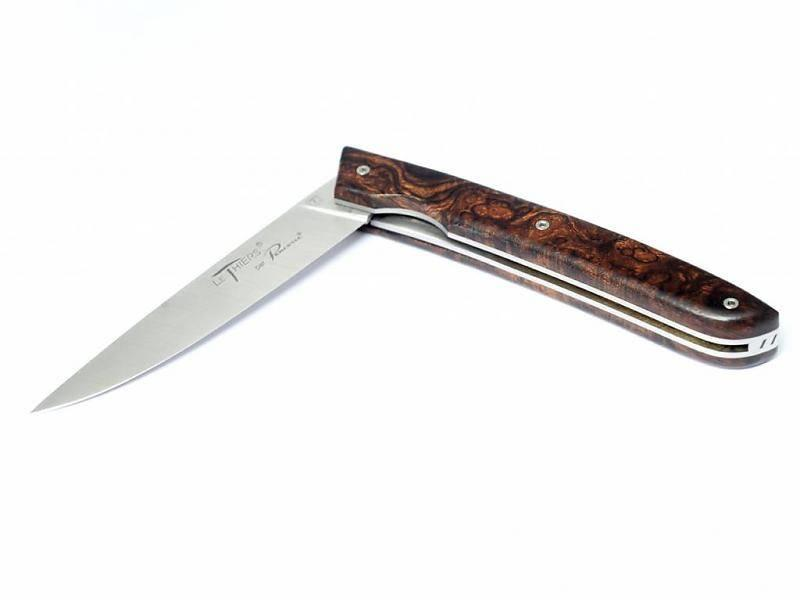 Perceval Le Thiers bois de fer