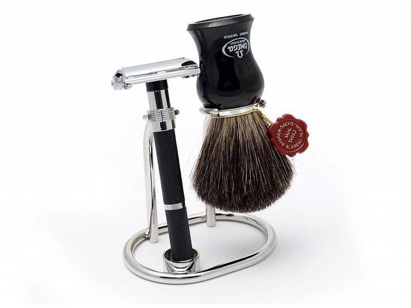 De Messenwinkel #3 safety razor scheerset