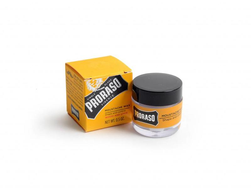 Proraso Wood and Spice snorrenwax