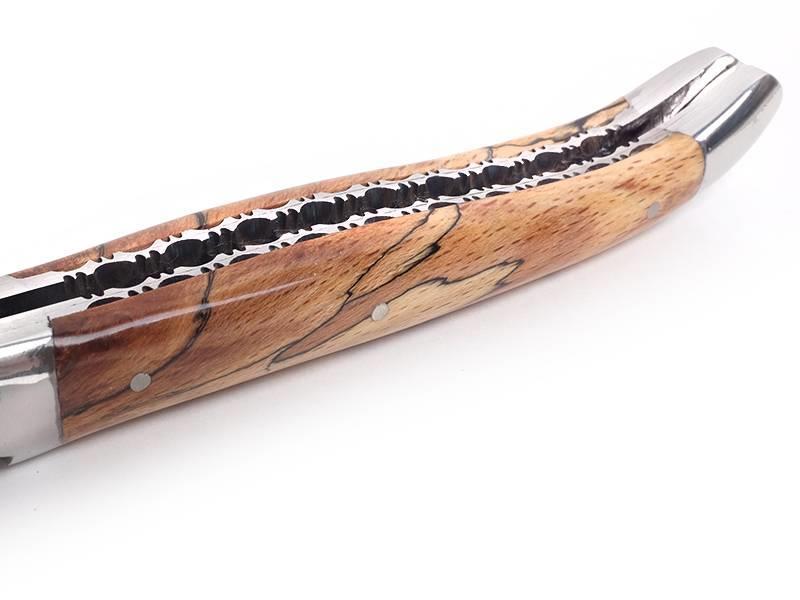 Laguiole en Aubrac 12cm Bois d'Aubrac
