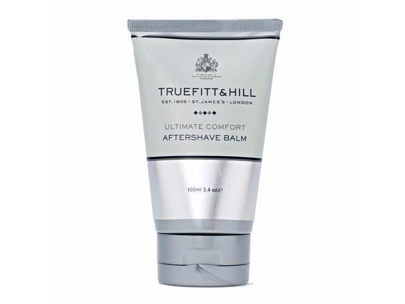 Truefitt & Hill Ultimate Comfort Aftershave Balm tube - 100ml