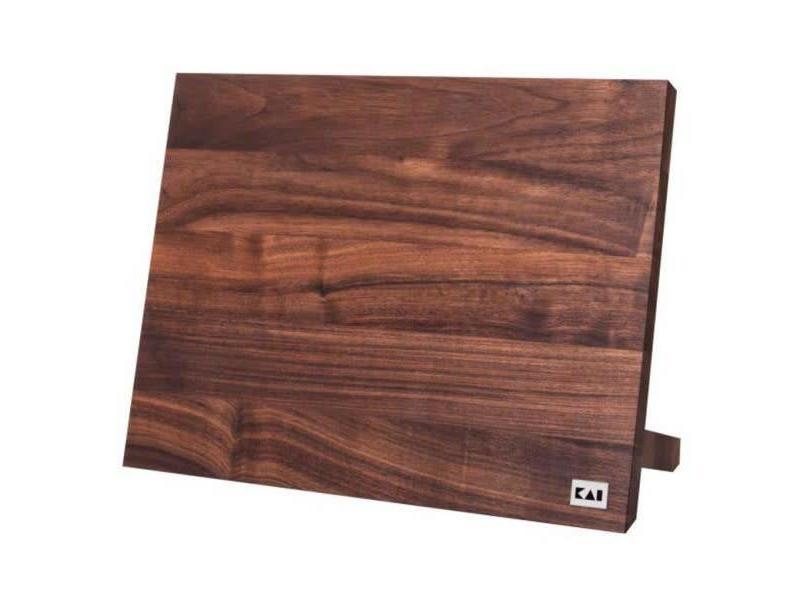 Kai Magneetblok DM-0806 walnotenhout