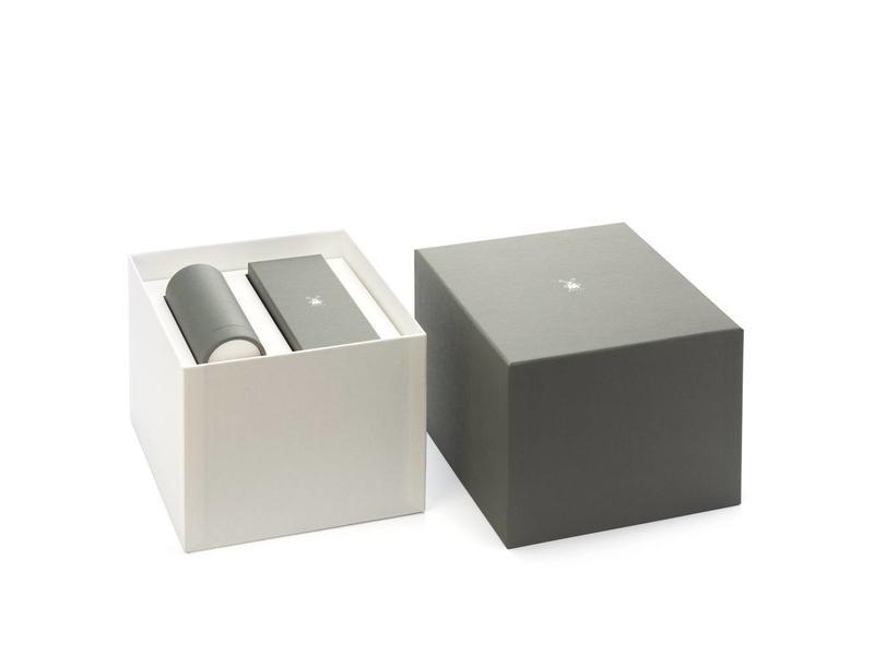 Muhle Purist serie berk - silvertip fibre - Mach3
