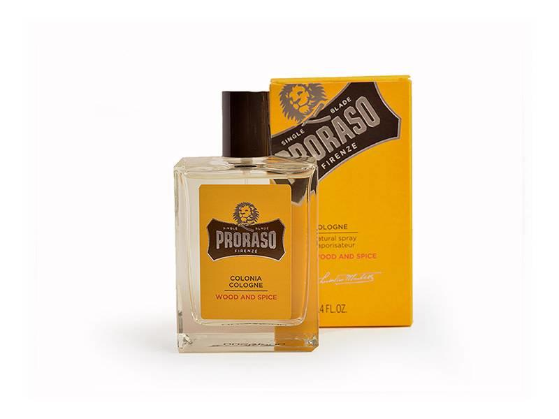 Proraso Wood and Spice Cologne