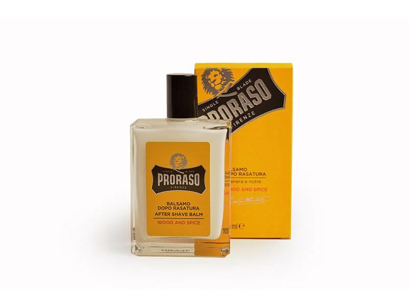 Proraso Wood and Spice aftershave balsem