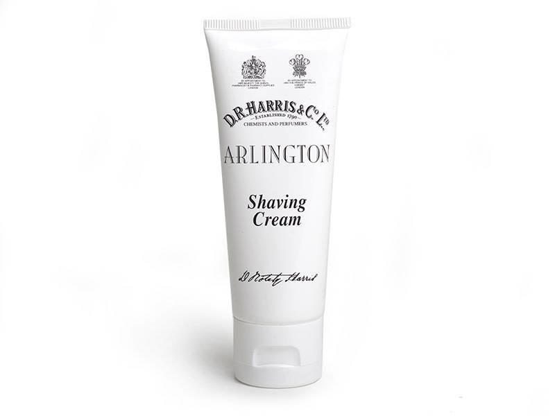 D.R.Harris Arlington scheercreme in tube