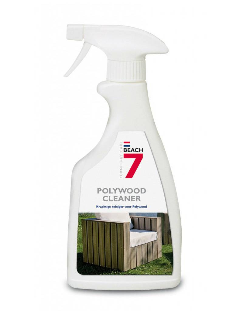 Polywood cleaner
