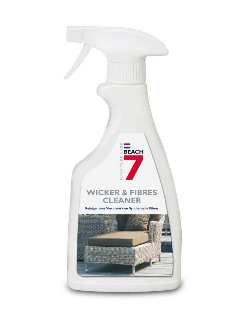 Wicker en Fiber cleaner flacon 0.5 liter