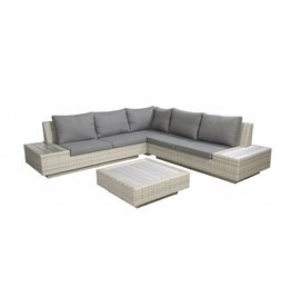 Jepara 4-delige loungeset
