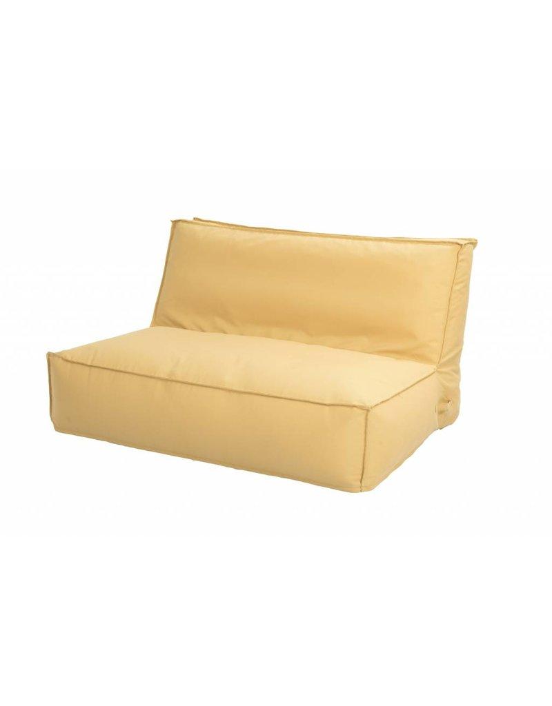 Beanable 2-zits loungebank spun acrylic