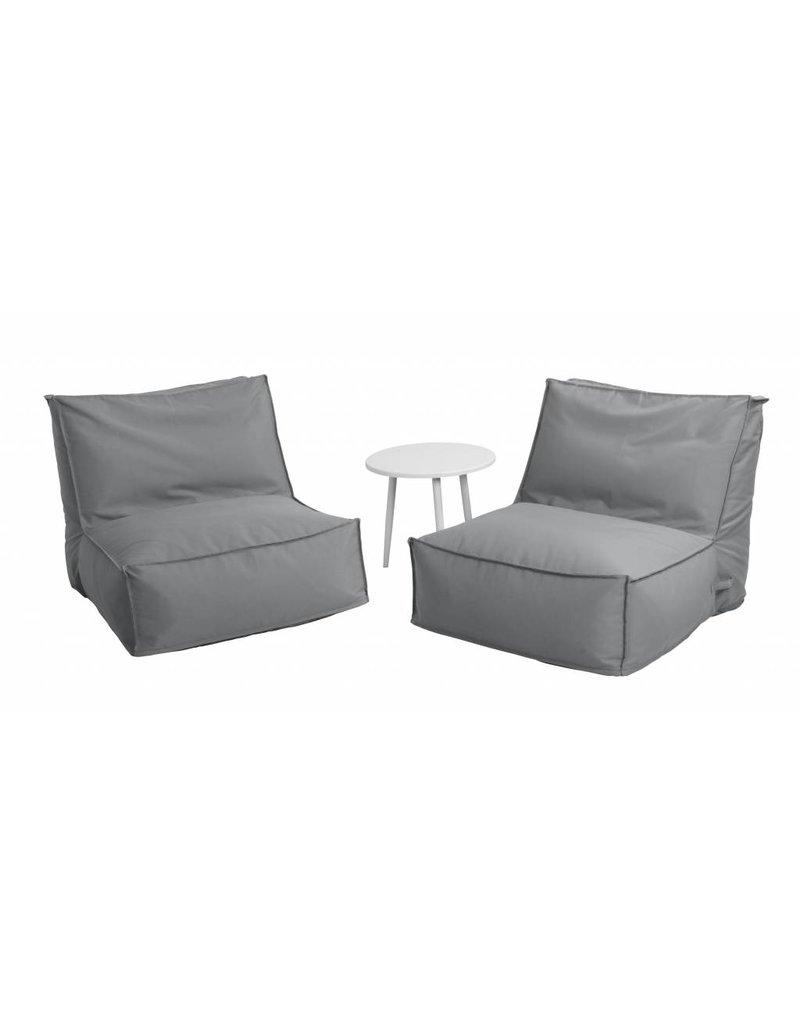 Beanable 3-delige loungeset spun acrylic