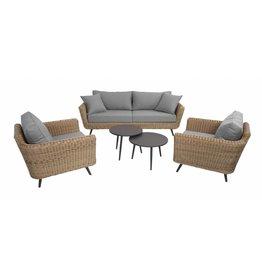 Jaribu 4-delige loungeset