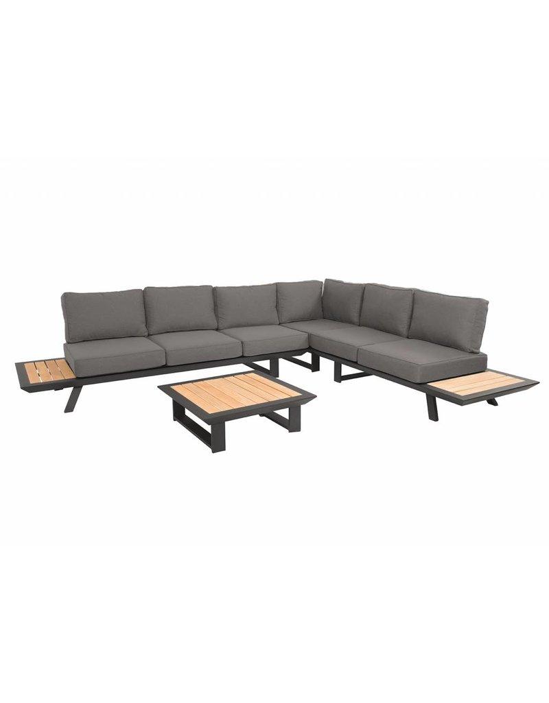 Bel-Ami 4-delige loungeset XL