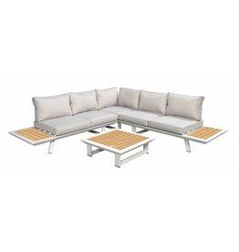 Bel-Ami 4-delige loungeset
