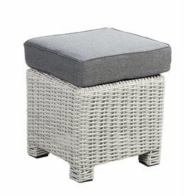Birdwood footstool 40x40cm