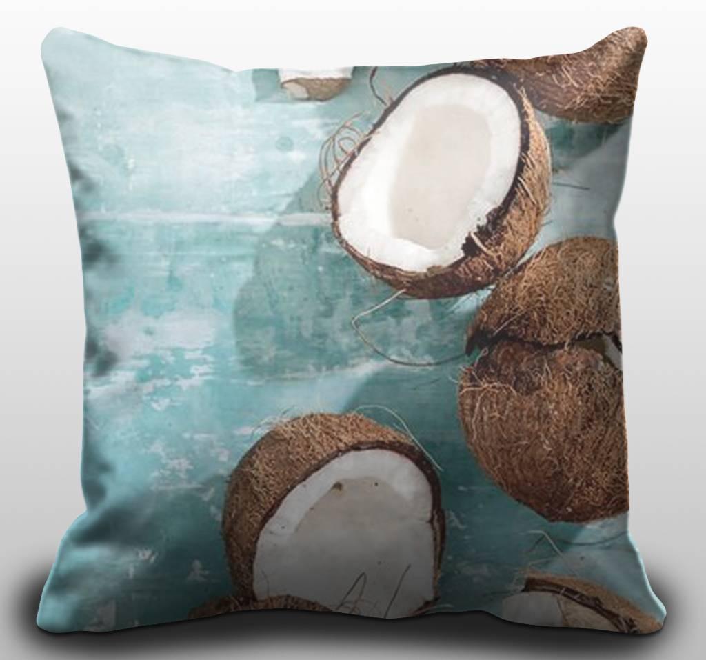 Coconut kussenset (3 stuks)