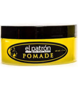 El Patron Pomade max  hold